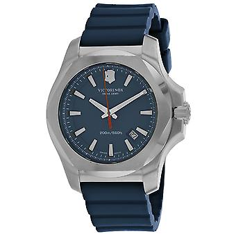 Swiss Army Men's Classic Blue Dial Watch - 241688.1