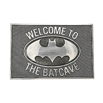 Batman tervetuloa Lepakkoluolan kumiovimattaan