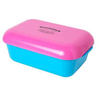 Frozzypack, Lunchbox - Summer Edition - Blue / Cerise