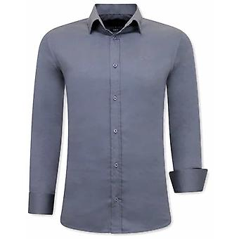 Special Shirts - Slim Fit - Grey