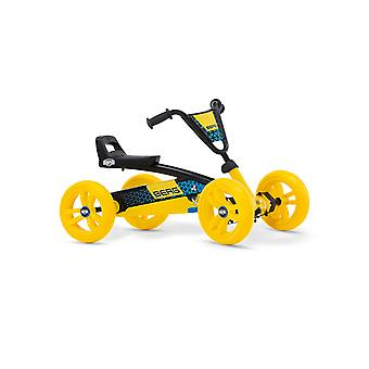 BERG yellow buzzy bsx pedal go kart