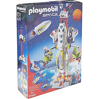 Playmobil space 9488 mars mission rocket with launch site, for children ages 6 + without batteries Playmobil space 9488 mars mission rocket with launch site, for children ages 6 + without batteries Playmobil space 9488 mars mission rocket with launch site, for children ages 6 + without batteries Playmobil