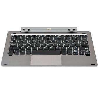 Hi10air Rotating Keyboard, Removable 10.1 Inch Tablet Keyboard