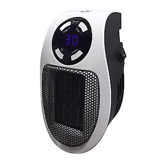 Mini calentador eléctrico portátil, escritorio práctico calefacción de la estufa de pared radiador calentador