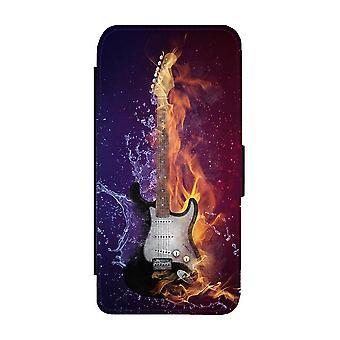 Guitar iPhone 12 / iPhone 12 Pro Wallet Case
