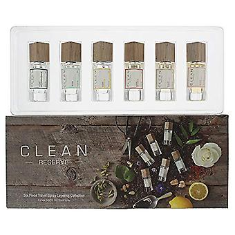 Clean Reserve Layering Travel Edition Gift Set 6 x 5ml