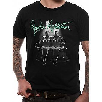 Jane's Addiction Unisex Volwassenen Niets Schokkend Design T-shirt