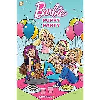 Barbie Puppies 1 Puppy Party by Danica Davidson & M Victoria Robado