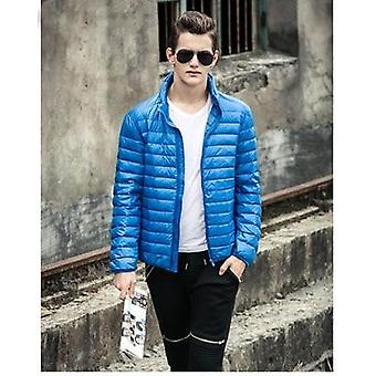 Automne/hiver 90% White Duck Down Coat, Men Hooded Ultra Light Down Jackets