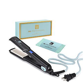 "Be.professional Digital Flat Iron | Thermolon Coating | 1.5"""
