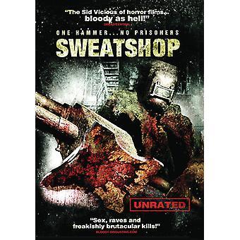 Sweatshop [DVD] USA import