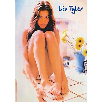 Tyler Liv Movie Poster (11 x 17)