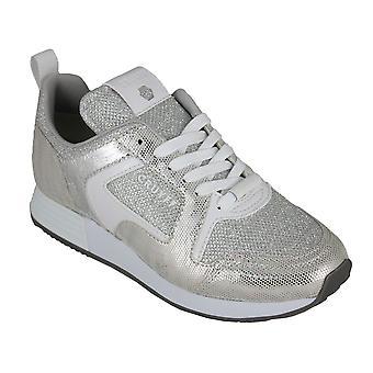 Cruyff lusso silver - women's footwear