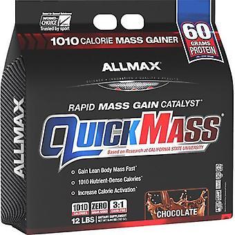 AllMax Nutrition Quickmass 5440 gr