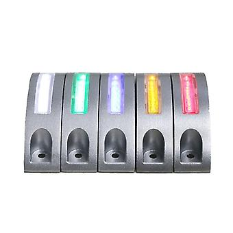 Ip68 Waterproof Solar Powered Road Stud Led Reflective Ground Warning Light