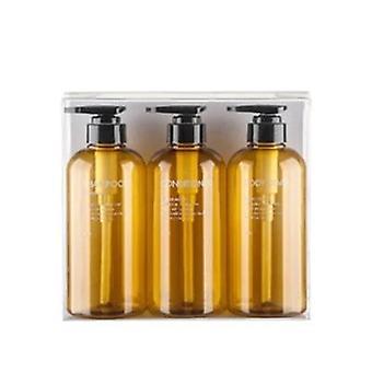 Soap Dispenser Bottle Bathroom Shampoo Bottle Large-capacity Lotion Body Soap