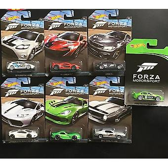 Forz Motorsport Series 7 Toy Cars