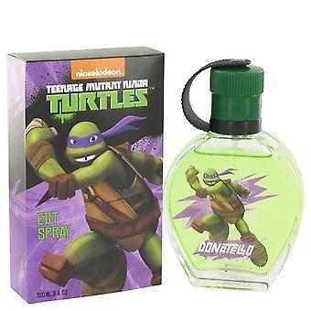 Teenage Mutant Ninja Turtles Donatello Eau De Toilette Spray By Marmol & Son 3.4 oz Eau De Toilette Spray