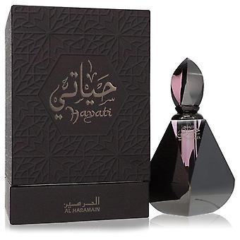 Hayati Eau De Parfum Spray (Unisex) By Attar Collection 0.4 oz Eau De Parfum Spray