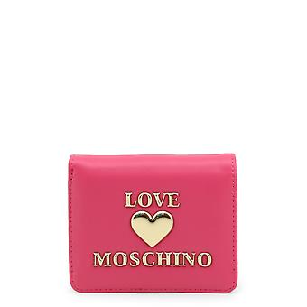 Amour moschino portefeuille femme différentes couleurs jc5625pp1clf0
