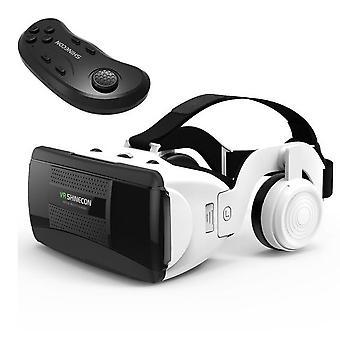 Vr bril universele virtual reality bril voor mobiele games 360 hd films compatibel met smartphone voor iphone x 8 7 plus