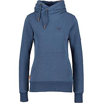 Alife & Kickin Women's Hooded Sweater Sarah