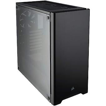 Wokex Carbide Series 275R Gaming-PC-Gehuse (ATX Mid-Seitlich Tower, Sichtfenster, klar