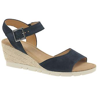 Gabor Nieve Womens Wedge sandales à talon