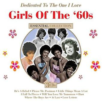 Dedicated to the One I Love - Girls of the '60s [CD] USA import