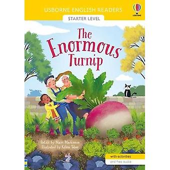 The Enormous Turnip English Readers Starter Level