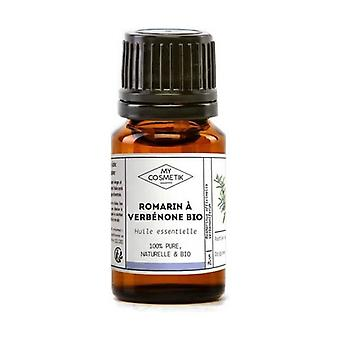 Rosemary essential oil with organic verbenone 10 ml of essential oil