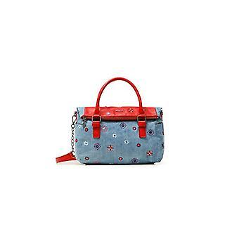 حقيبة يد النسيج Desigual. امرأة, أحمر, U(1)