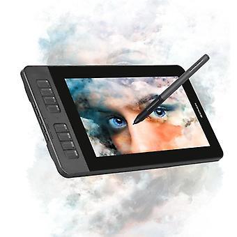Hd Kreslenie Tablet Monitor Grafické maľovanie Displej