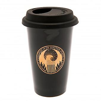 Fantastic Beasts Ceramic Travel Mug