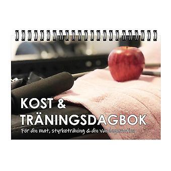 Ruoka Valio & kunto päivä kirja 9789198564303