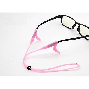 Regulowane silikonowe paski okularowe pl-145