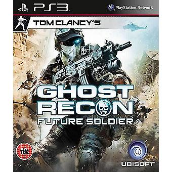 Tom Clancys Ghost Recon Future Soldier [ESSN] PS3 Game