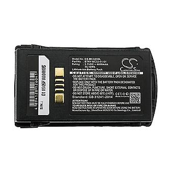 Cameron Sino Mc321Hl Battery Replacement For Motorola Barcode Scanner