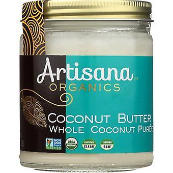 Artisana Coconut Bttr Raw, Case of 6 X 8 Oz