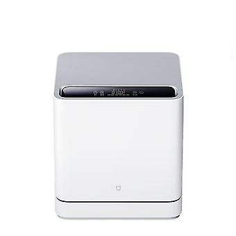 Kitchen Appliances Set, Mini Countertop Table Dish Washers, Ultrasonic Cleaner