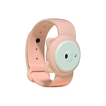 Children's Ultrasonic Mosquito Repellent Bracelet, Suitable for Indoors and Outdoors