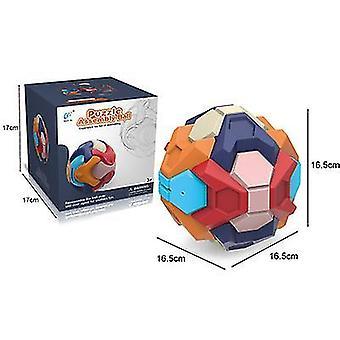 צעצועים חינוכיים לילדים התאספו פיגי בנק פירוק צעצוע כדור (מרובע)