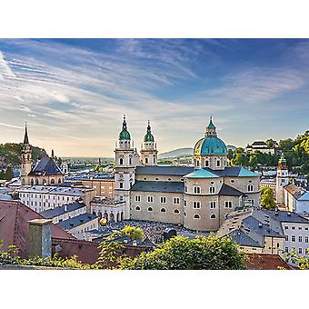 Ravensburger Salzburg Austria Jigsaw Puzzle (500 XL Pieces)