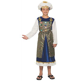Kohen Gadol Yppersteprest Israel Religiøs jødisk Purim Dress Up Boys Kostyme
