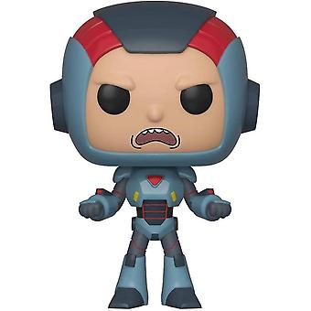 Rick and Morty, Funko Pop! - Purge Suit Morty