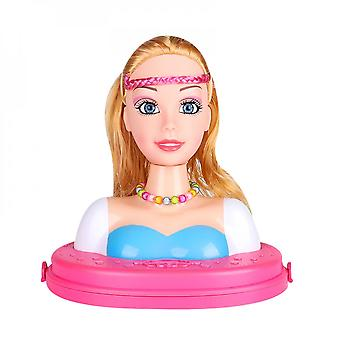 Frozen Girl Styling Head, 28-pieces