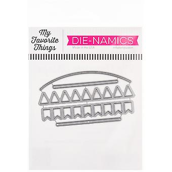 My Favorite Things Die-namics Die - Pop-Up Banner