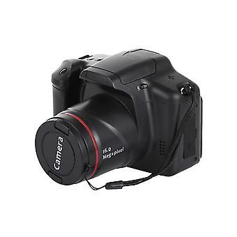 Câmera digital de 16mp com full hd 1080p e tela