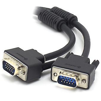 Alogic 1M Vga Svga Premium stíněný monitor kabel s filtrem