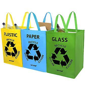 Recyclage de AMOS sacs (Pack de 3)